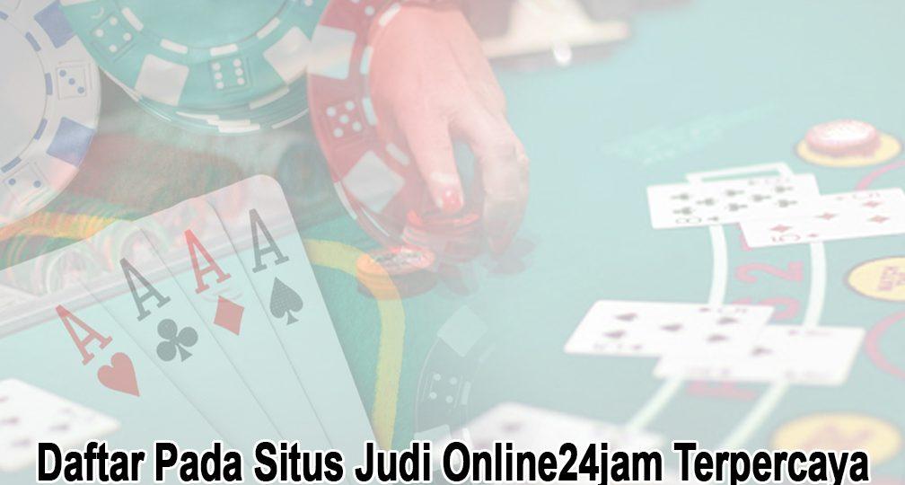 Situs Judi Online24jam Terpercaya - Daftar - Judi Online BandarQQ