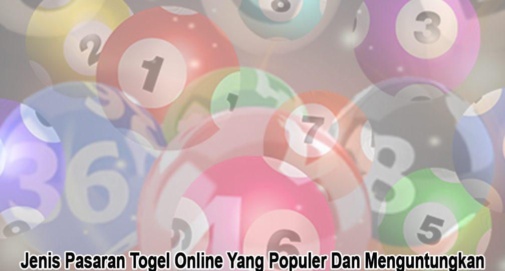 Togel Online Yang Populer Dan Menguntungkan - Judi Online BandarQQ